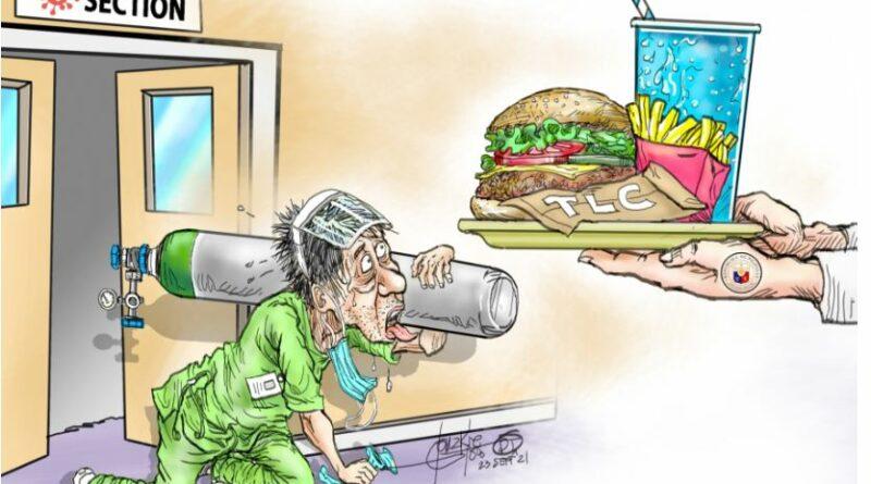 PHILIPPINEN MAGAZIN - NACHRICHTEN - KOMMENTAR - MEINUNG - Überlastete und unterbezahlte Krankenschwestern