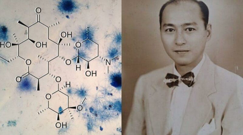 Der philippinische Arzt Abelardo Aguilar