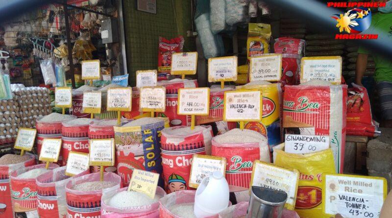PHILIPPINEN MAGAZIN - FOTO DES TAGES - Beim Reishändler