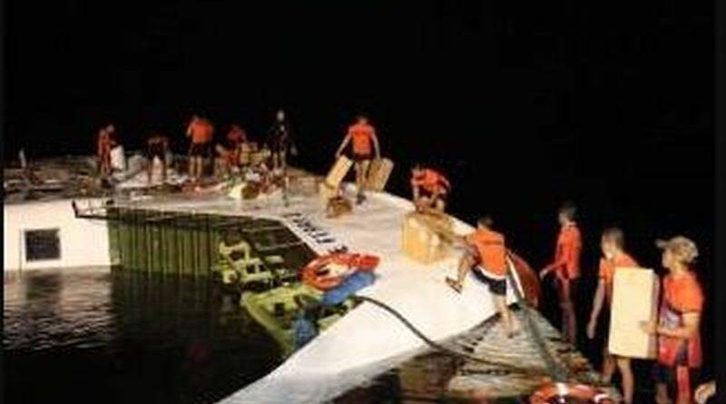PHILIPPINEN MAGAZIN - NACHRICHTEN - Ein Toter, 15 Gerettete beim Kentern eines RoRo-Passagierschiffs in Ormoc