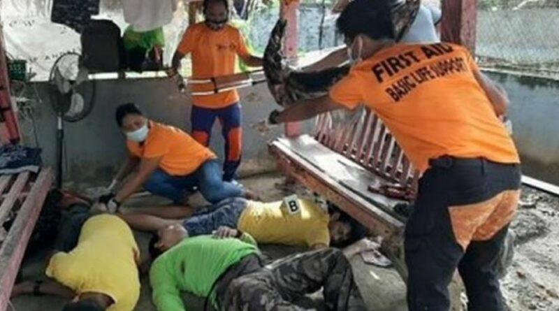 PHILIPPINEN MAGAZIN - NACHRICHTEN - 4 Häftlinge bei gescheitertem Fluchtversuch in Surigao tot
