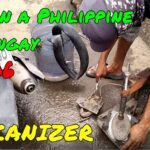 VIDEO: Life in a Barangay # 006 – At the Vulcanizer