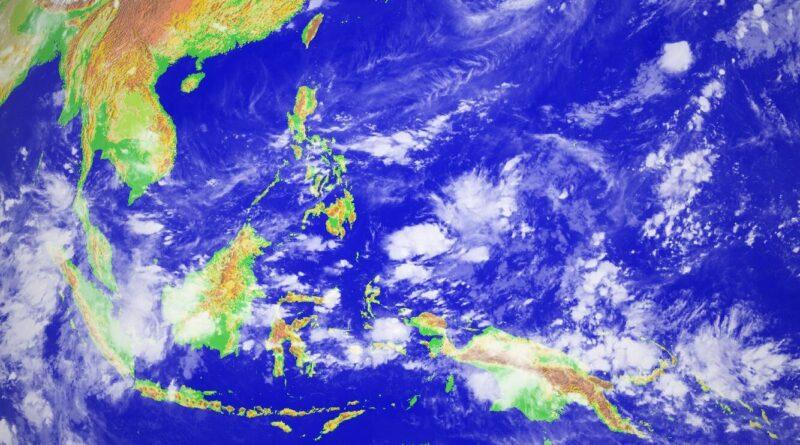 PHILIPPINEN MAGAZIN - WETTER - Die Wettervorhersage für die Philippinen, Freitag, den 01. Oktober 2021