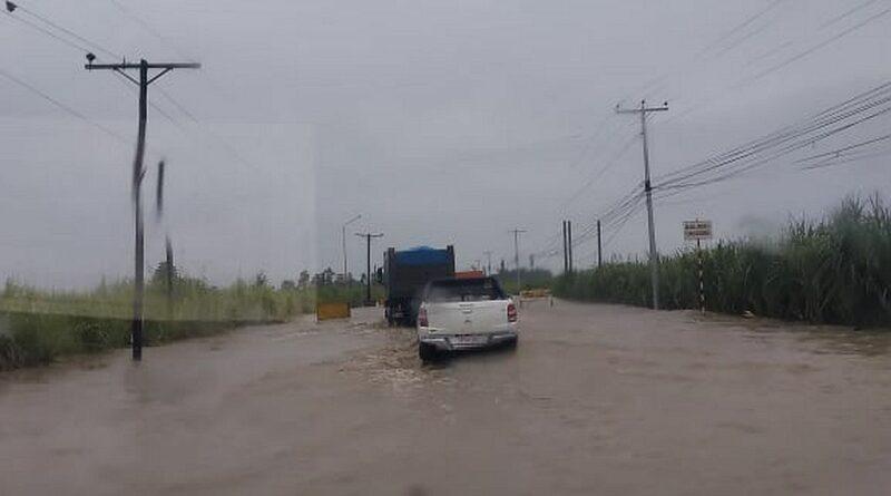 PHILIPPINEN MAGAZIN - NACHRICHTEN - Starke Regenfälle von Lannie verursachen Überschwemmungen in mehreren Gebieten