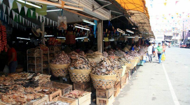 PHILIPPINEN MAGAZIN - TAGESTHEMA - Auf dem Taboan Public Market