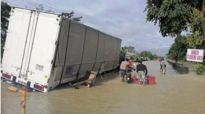 PHILIPPINEN MAGAZIN - NACHRICHTEN - 24 Barangays in der Provinz Capiz überschwemmt