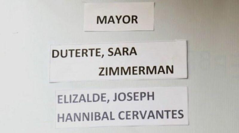 PHILIPPINEN MAGAZIN - NACHRICHTEN - Arzt für Naturheilkunde kandidiert für das Amt des Bürgermeisters von Davao City; will die Stadt Covid-frei machen und Kapa legalisieren
