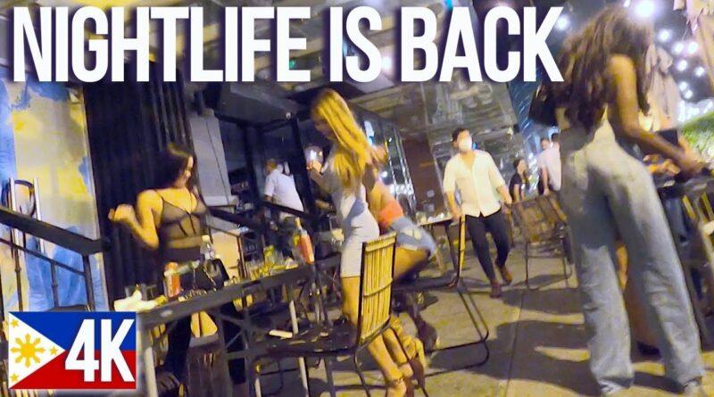 PHILIPPINEN MAGAZIN - VIDEOSAMMLUNG - Das Nachtleben ist zurück in Manila