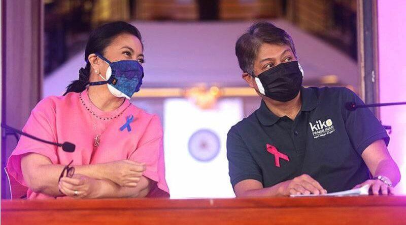 PHILIPPINEN MAGAZIN - NACHRICHTEN - Leni Robredo schlägt Tur zu Vereinigungsgesprächen zu