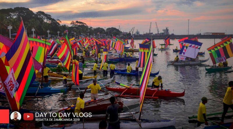 PHILIPPINEN MAGAZIN - VIDEOSAMMLUNG - Regatta de Zamboanga