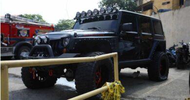PHILIPPINEN MAGAZIN - NACHRICHTEN - Schauspieler wird wegen Rammens eines Polizeiautos angeklagt