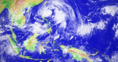 PHILIPPINEN MAGAZIN - WETTER - Die Wettervorhersage für die Philippinen, Montag, den 11. Oktober 2021