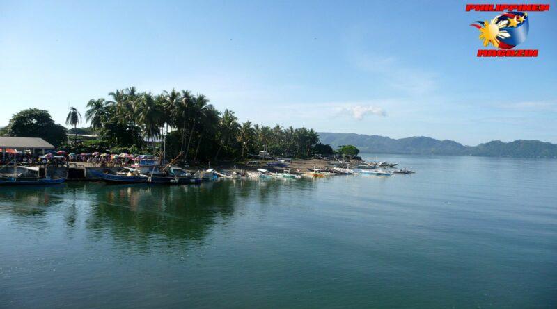 PHILIPPINEN MAGAZIN - FOTO DES TAGES - Flußlandschaft in Dapitan Foto von Sir Dieter Sokoll