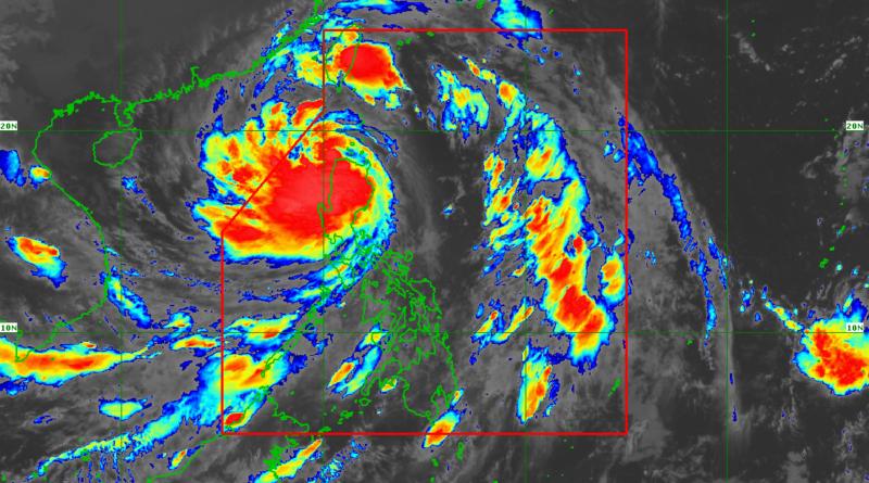"""PHILIPPINEN MAGAZIN - NACHRICHTEN -WETTER - Hunderte fliehen vor dem schweren Tropensturm """"Maring"""""""