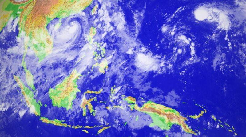 PHILIPPINEN MAGAZIN - WETTER - Die Wettervorhersage für die Philippinen, Mittwoch, den 13. Oktober 2021