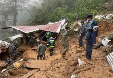 PHILIPPINEN MAGAZIN - NACHRICHTEN - In Benguet fiel in 24 Stunden mehr Regen als im Durchschnitt eines Monats