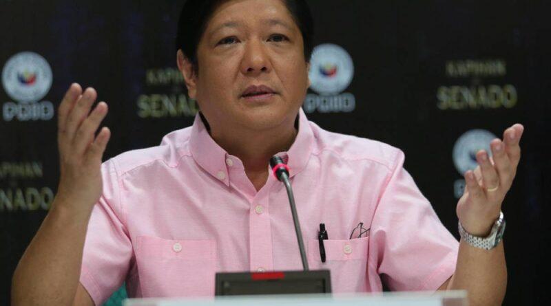 PHILIPPINEN MAGAZIN - NACHRICHTEN - Marcos ist eindeutiger Gewinner der Straßenumfrage
