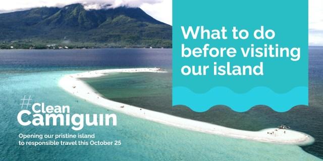PHILIPPINEN MAGAZIN - Camiguin öffent für Touristen