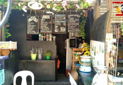 PHILIPPINEN MAGAZIN - FOTO DES TAGES - Tea-Shop im Barangay Foto von Sir Dieter Sokoll
