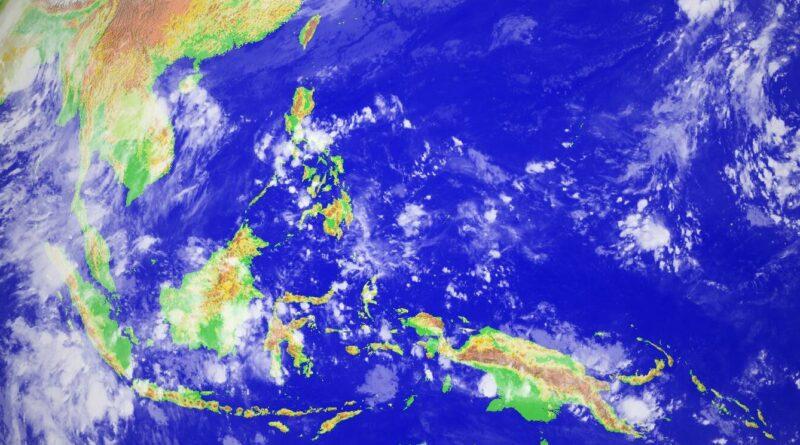 PHILIPPINEN MAGAZIN - NACHRICHTEN - Die Wettervorhersage für die Philippinen, Montag, den 18. Oktober 2021