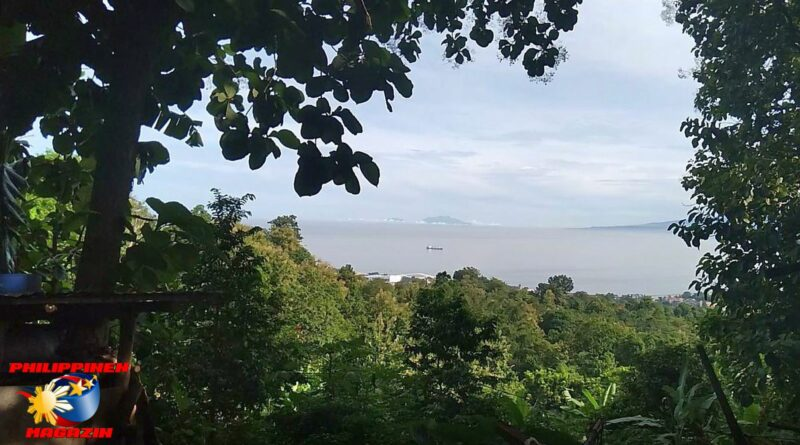 PHILIPPINEN MAGAZIN - FOTO DES TAGES - Aussicht auf die Insel Camiguin Foto von Sir Dieter Sokoll