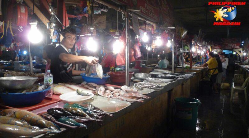 PHILIPPINEN MAGAZIN - FOTO DES TAGES - In den Katakomben des Fischmarktes Foto von Sir Dieter sokoll