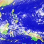 Die Wettervorhersage für die Philippinen, Freitag, den 22. Oktober 2021