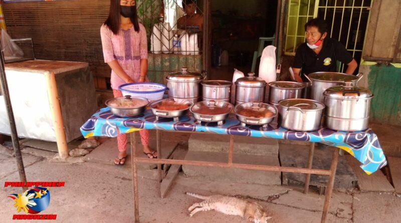 PHILIPPINEN MAGAZIN - FOTO DES TAGES - Essen zum Mitnehmen Foto von Sir Dieter Sokoll