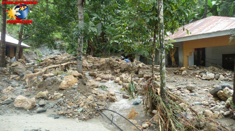 PHILIPPINEN MAGAZIN - FOTO DES TAGES - Nach einem heftigen Tropengewitter Foto von Sir Dieter Sokoll