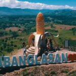 Der Ort Cabanglasan in Bukidnon
